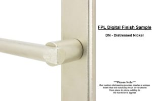 FPL Digital Finish Sample - DN Distressed Nickel