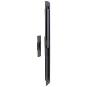Monarch Folding Lift & Slide Handle w/ Flush Pull - 10B Oil Rubbed Bronze