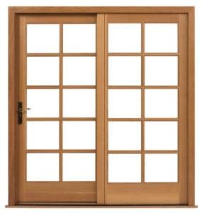 2 Panel Sliding Door