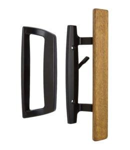 Bali Nai Patio Handle Set - BPC Black