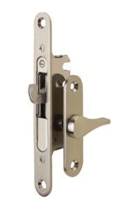#4750 Sliding Screen Lock - US 15 Satin Nickel