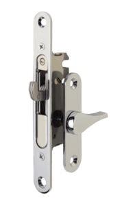 #4750 Sliding Screen Lock - US 26 Polished Chrome