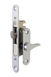 #4750 Sliding Screen Lock - US 26D Satin Chrome